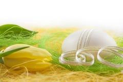 构成复活节彩蛋 库存图片
