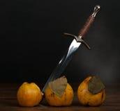 构成柑橘 免版税库存图片