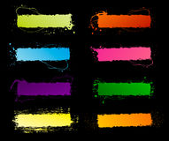 构成grunge光谱 免版税图库摄影