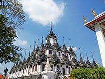 结构泰国传统 免版税库存图片