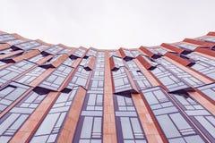 结构片段玻璃现代屋顶 库存照片