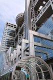 结构现代东京 库存照片