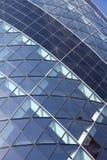 结构现代的伦敦 免版税库存图片