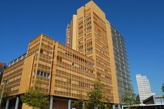 结构现代的柏林 免版税库存照片