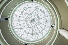 构筑在圆顶屋顶 免版税图库摄影