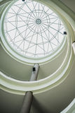 构筑在圆顶屋顶 免版税库存图片