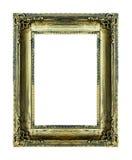 构筑被雕刻的葡萄酒空白画框木隔绝在丝毫 免版税图库摄影