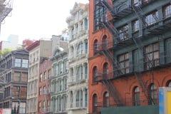 结构纽约 库存图片