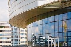 结构行业现代 免版税图库摄影