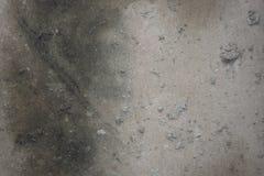 构造在墙壁上的美丽的污点 库存图片