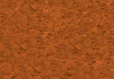 构造地球石棕色赤土陶器表面被风化的样式 图库摄影