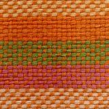 构造密集的织法布料由厚实的毛线,缎,白棉布,细麻花布,府绸制成 免版税库存图片