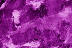 构造抽象墨水斑点紫色白色背景艺术设计 向量例证