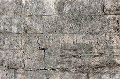 构造石墙Gatchina宫殿,在村庄区-被生产的建造Pudozh Pudost附近, 17世纪 免版税库存照片