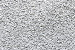 构造粗糙石膏板板料白色颜色 免版税库存图片
