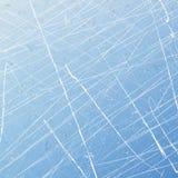 构造蓝色冰 滑冰场 背景花新例证离开牛奶向量 图库摄影