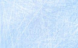 构造蓝色冰 滑冰场 背景蓝色雪花白色冬天 顶上的视图 传染媒介例证自然背景 免版税库存照片