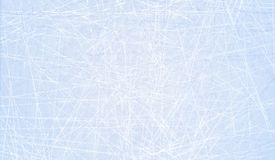 构造蓝色冰 滑冰场 背景蓝色雪花白色冬天 顶上的视图 传染媒介例证自然背景 库存照片