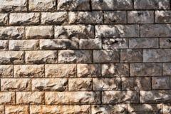 构造装饰砖,墙壁瓦片由自然石头制成 库存照片