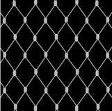 构造从绳索网络的背景 库存照片