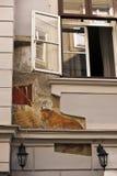结构维也纳 免版税图库摄影