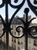结构巴黎 免版税库存照片