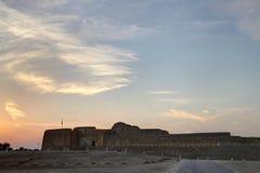 巴林堡垒 免版税库存图片