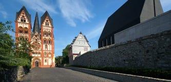 林堡省大教堂 库存照片