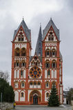 林堡省,德国大教堂  库存图片
