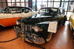林肯大陆小轿车 免版税库存图片