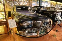 1948年林肯大陆小轿车 免版税库存图片