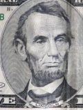 林肯总统 免版税库存照片