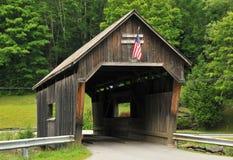 林肯空白桥梁 库存图片