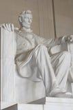 林肯纪念品华盛顿 免版税库存照片