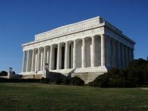 林肯纪念堂 库存照片