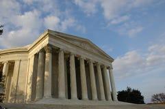 林肯纪念碑 免版税库存照片