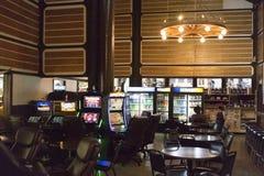 林肯` s举世闻名的50,000银色$酒吧,蒙大拿 库存图片