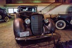 1936年林肯V12 Towncar 库存照片