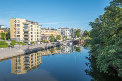 林雪平,瑞典 免版税图库摄影