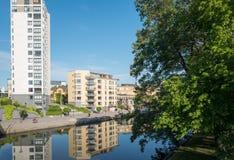 林雪平,瑞典 免版税库存图片