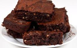 果仁巧克力巧克力 免版税库存照片