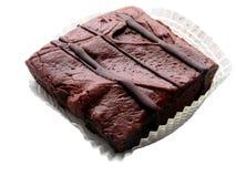 果仁巧克力 库存照片