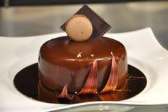 果仁糖特制的糕饼 免版税库存照片