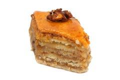 果仁蜜酥饼 免版税图库摄影