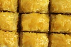 果仁蜜酥饼 库存图片