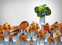 水果和蔬菜选择 库存图片