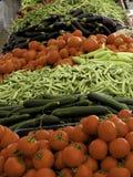 水果和蔬菜 图库摄影