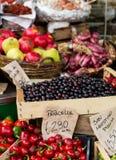 水果和蔬菜 免版税图库摄影