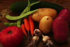 水果和蔬菜 免版税库存图片