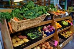 水果和蔬菜 库存照片